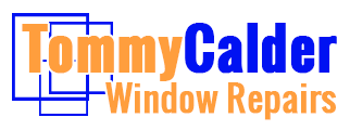 Tommy Calder Window Repairs, Logo